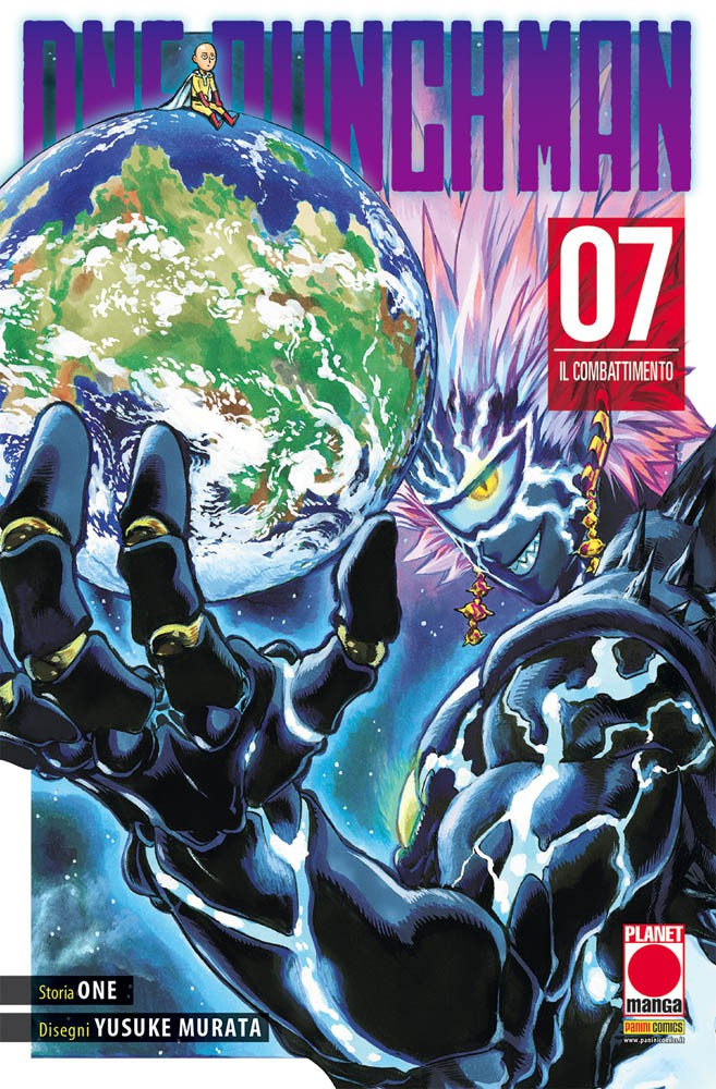 ONE-PUNCH MAN N.   7