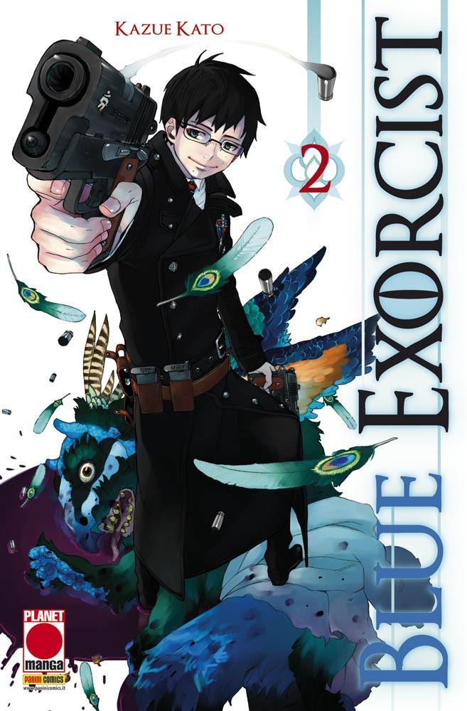 BLUE EXORCIST N.   2 - SECONDA RISTAMPA