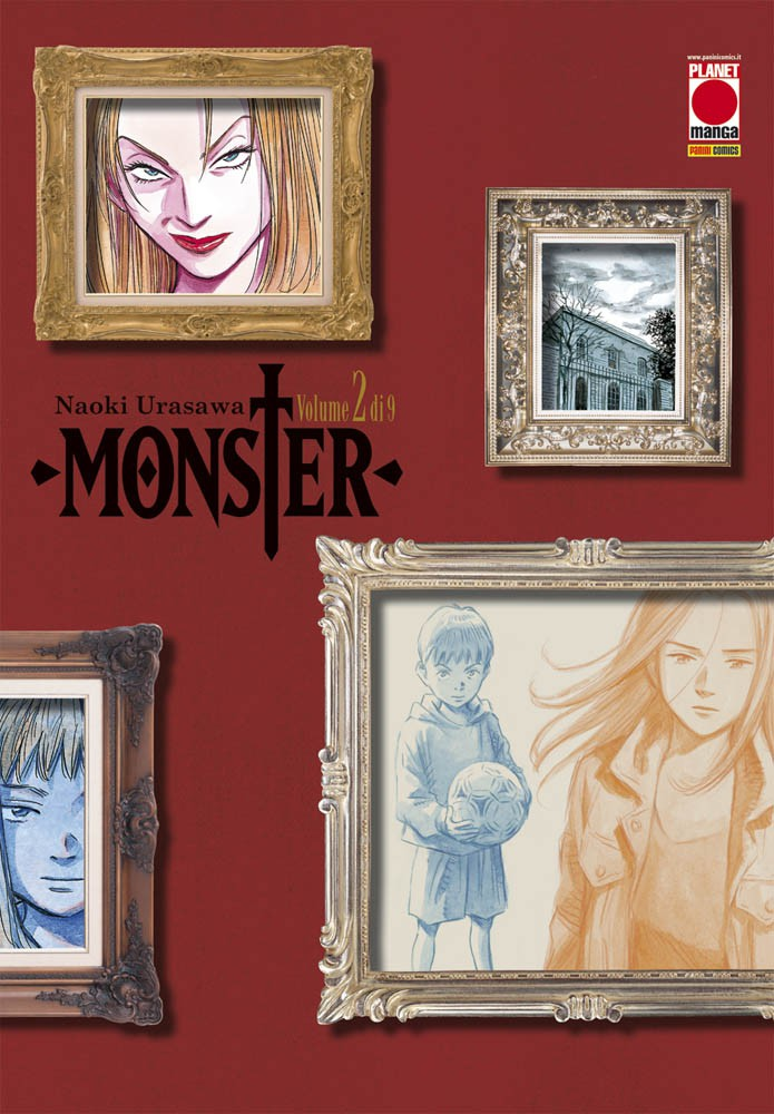 MONSTER DELUXE N.   2 - TERZA RISTAMPA