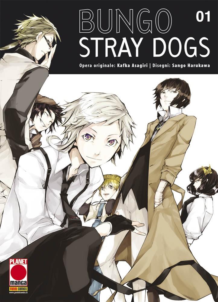 BUNGO STRAY DOGS N.   1