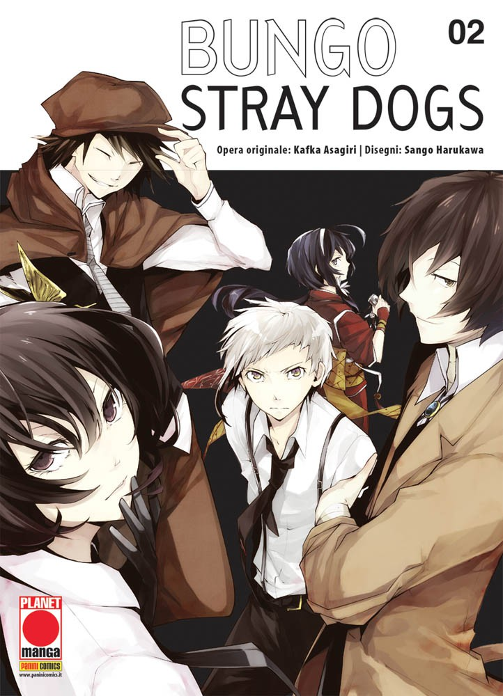BUNGO STRAY DOGS N.   2