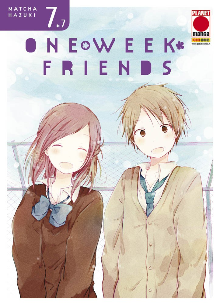ONE WEEK FRIENDS N.    7
