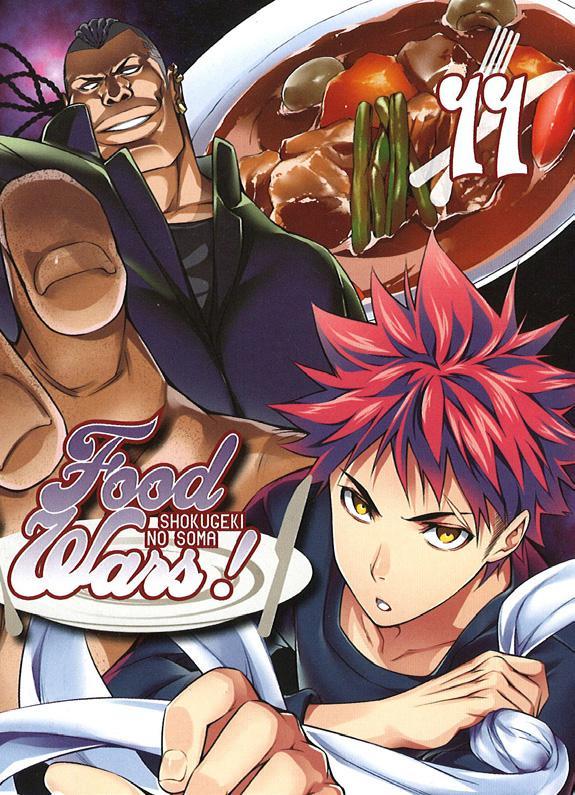 FOOD WARS N.  11
