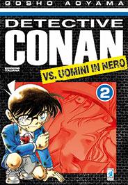 DETECTIVE CONAN VS. UOMINI IN NERO N.   2