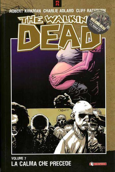 THE WALKING DEAD N.   7 - RISTAMPA