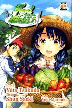 FOOD WARS N.   3 - RISTAMPA