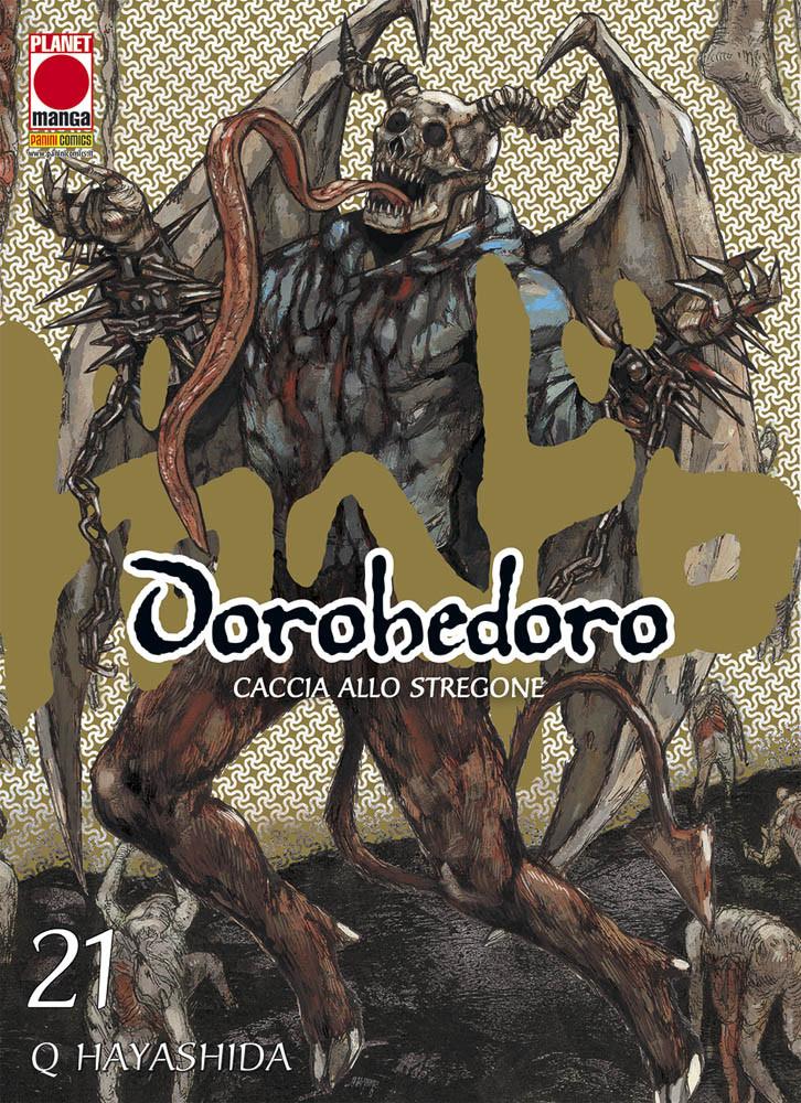DOROHEDORO N.  21