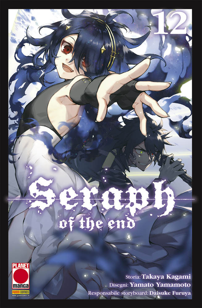 SERAPH OF THE END N.  12