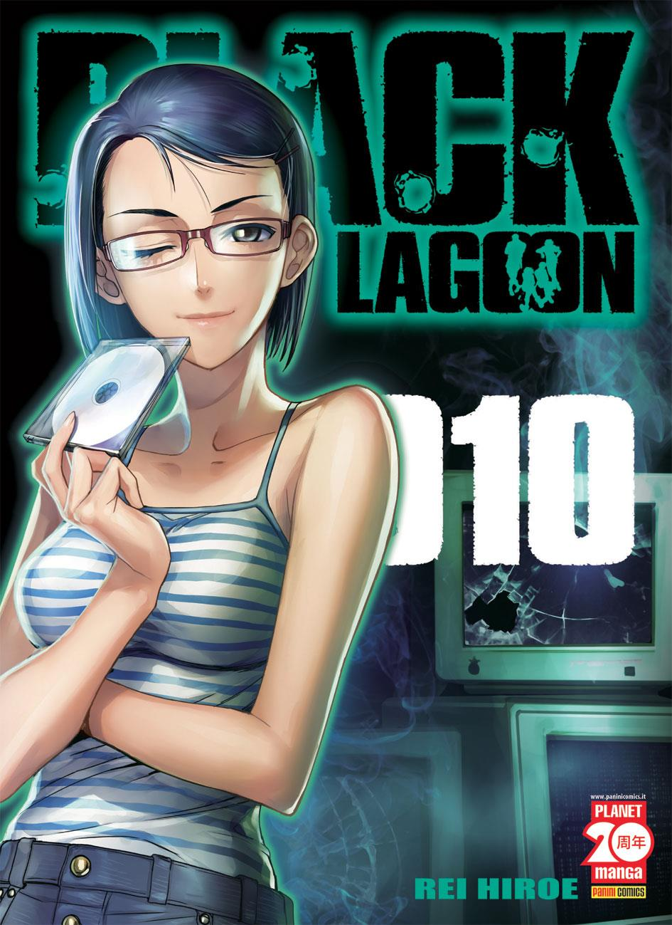 BLACK LAGOON N.  10