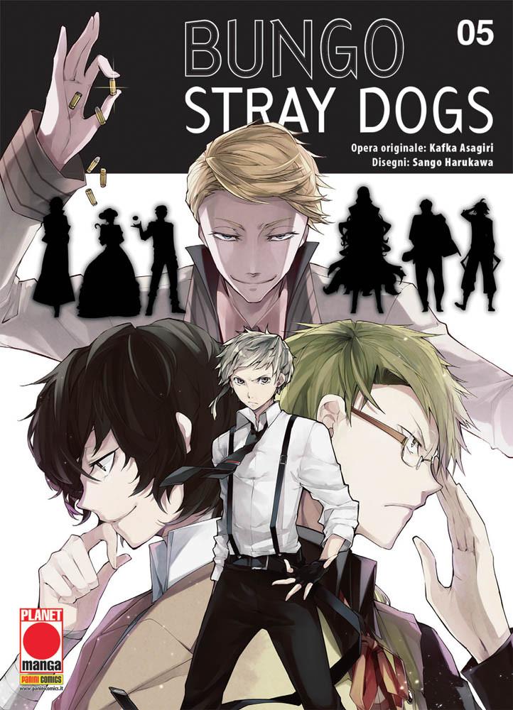 BUNGO STRAY DOGS N.   5