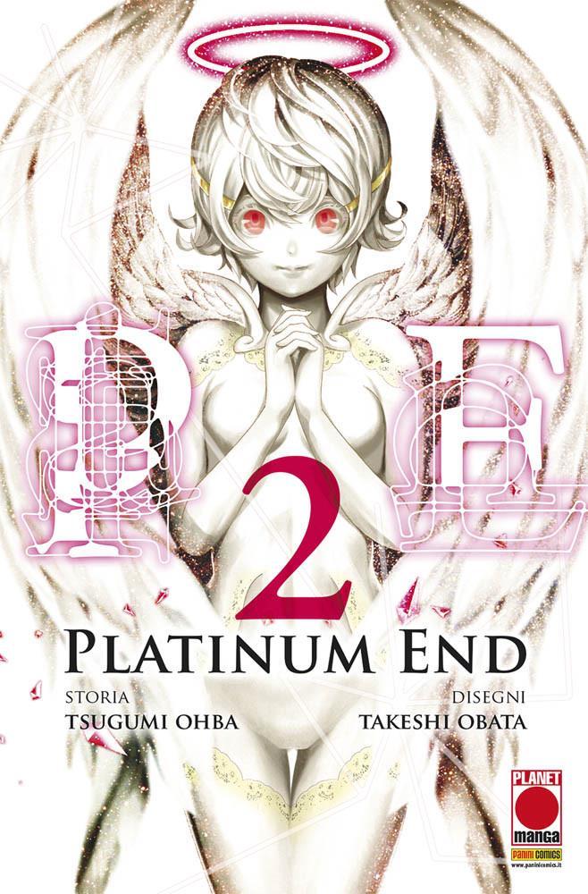 PLATINUM END N.   2