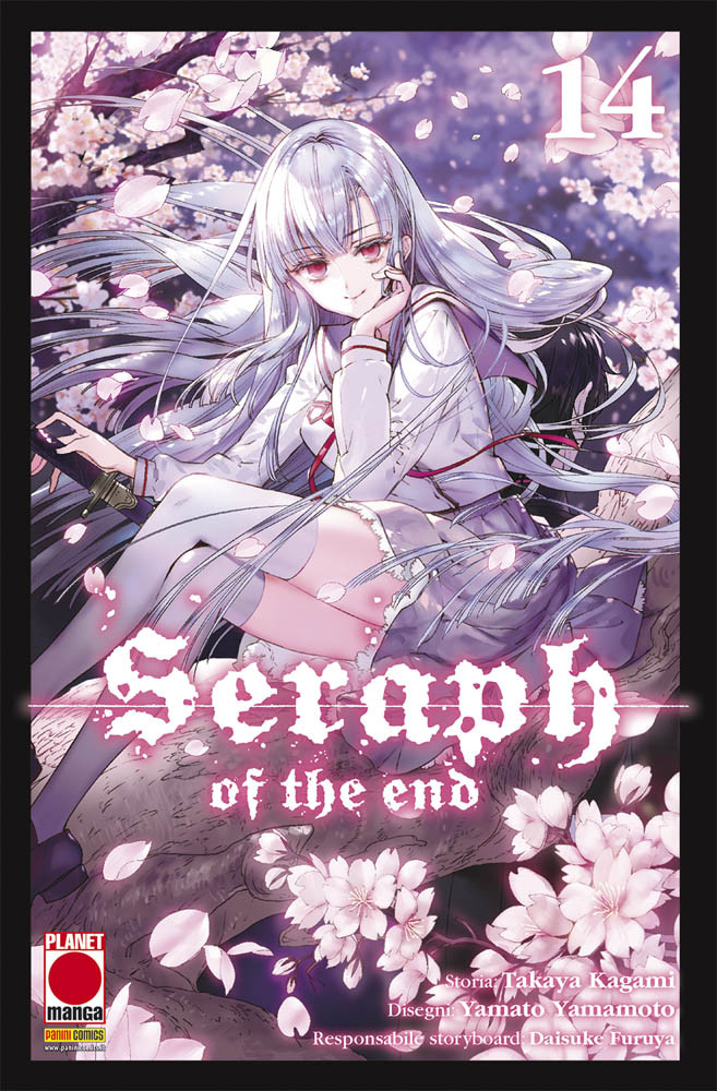 SERAPH OF THE END N.  14
