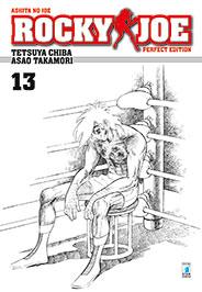 ROCKY JOE PERFECT EDITION N.  13