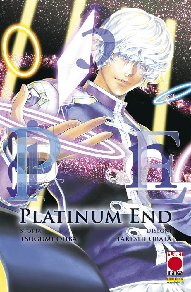 PLATINUM END N.   3