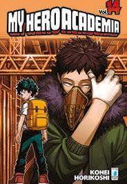MY HERO ACADEMIA N.  14