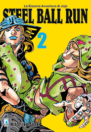 STEEL BALL RUN  N.   2