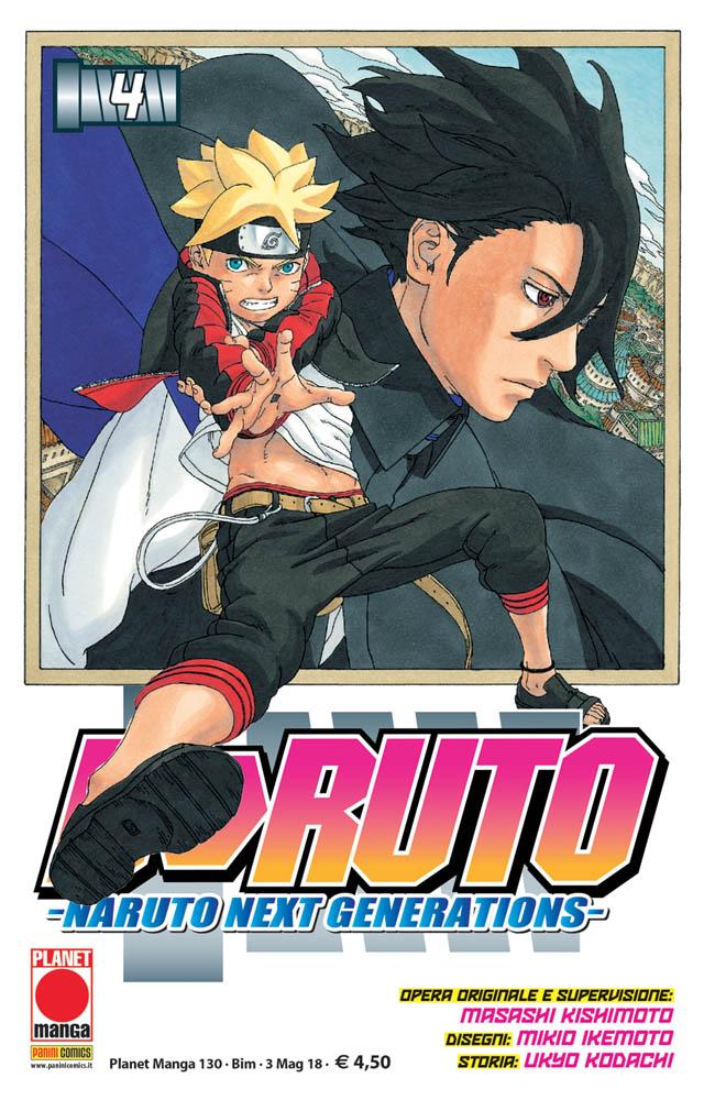 BORUTO: NARUTO  NEXT GENERATION N.   4