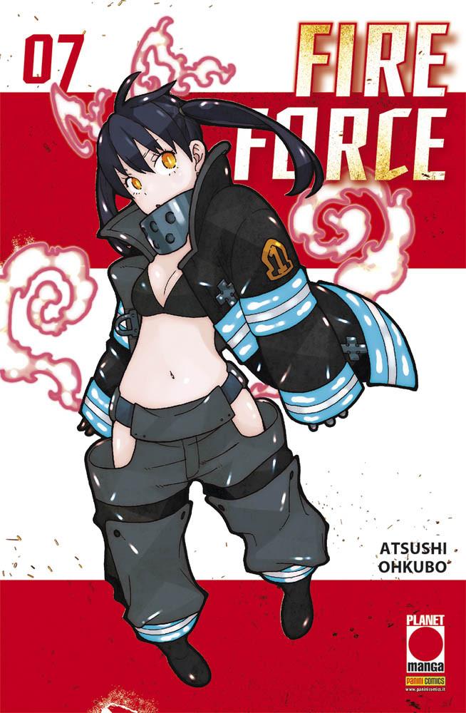 FIRE FORCE N.   7