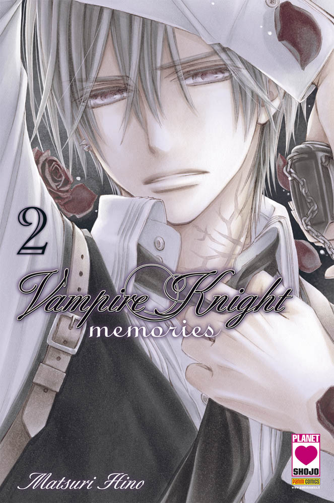 VAMPIRE KNIGHT  MEMORIES N.   2