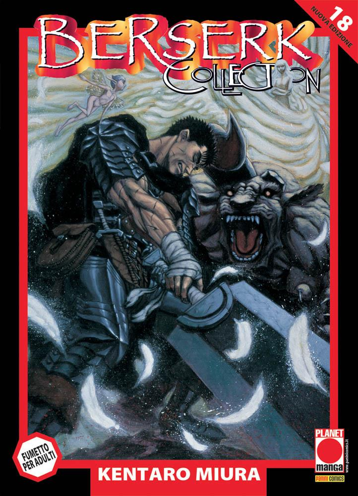 BERSERK COLLECTION SERIE NERA  N.  18 - TERZA RISTAMPA