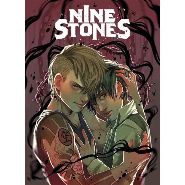 NINE STONES DELUXE EDITION N.   1 (DI 2)