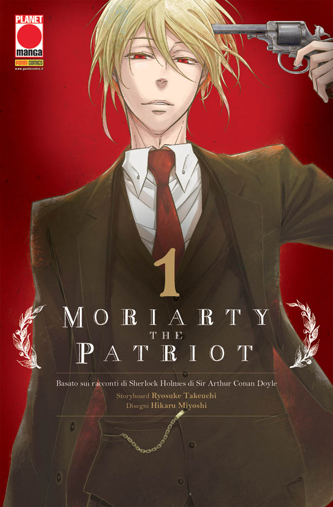 MORIARTY THE PATRIOT N.   1