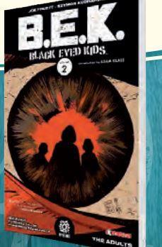 BLACK EYED KIDS N.  2