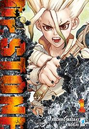 DR.STONE N.   1 - LIMITED EDITION