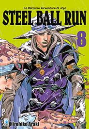 STEEL BALL RUN  N.   8
