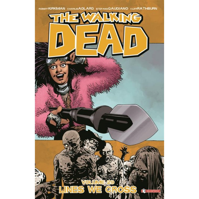 THE WALKING DEAD N.  29