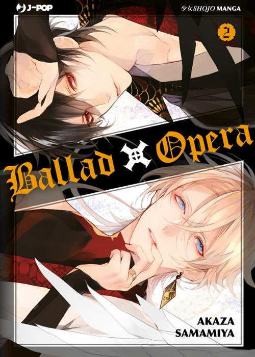 BALLAD X OPERA N.   2