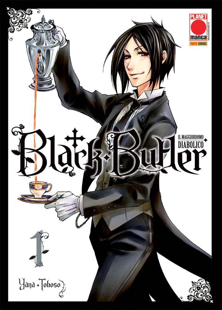 BLACK BUTLER N.   1 - IL MAGGIORDOMO DIABOLICO TERZA RISTAMPA