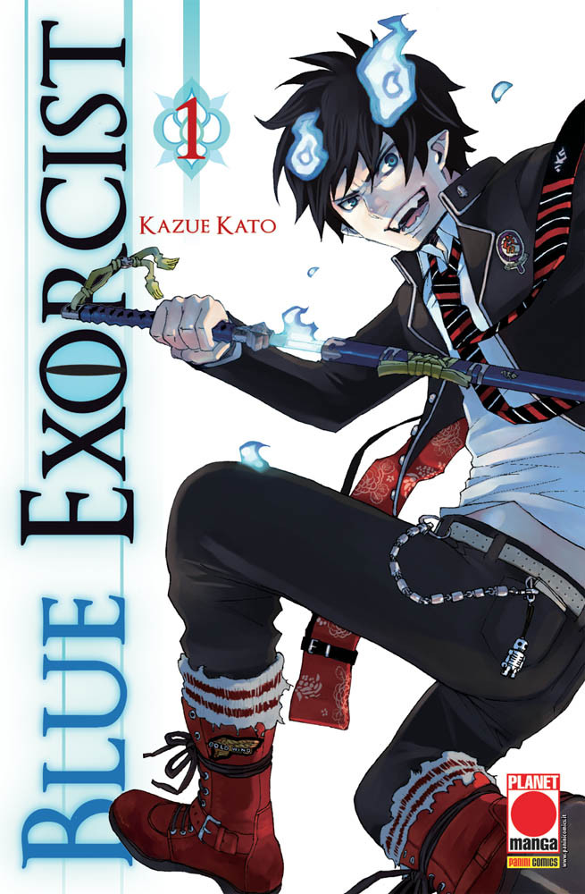 BLUE EXORCIST N.   1 - TERZA RISTAMPA