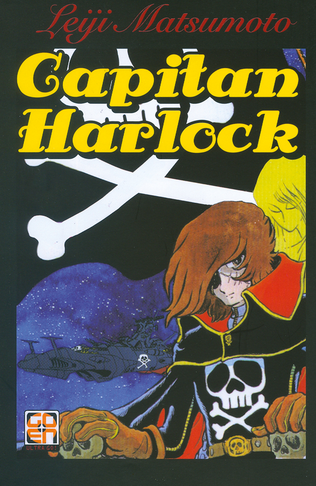 CAPITAN HARLOCK COMPLETE EDITION - SERIE COMPLETA