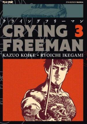 CRYING FREEMAN N.   3