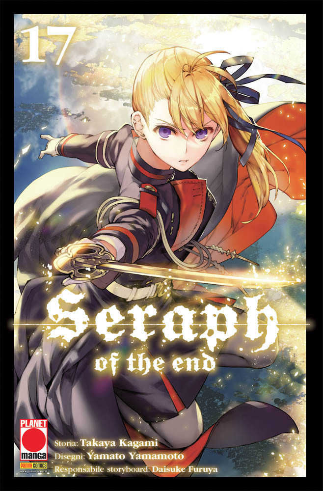 SERAPH OF THE END N.  17