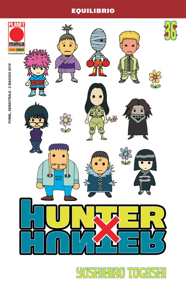 HUNTER X HUNTER N.  36