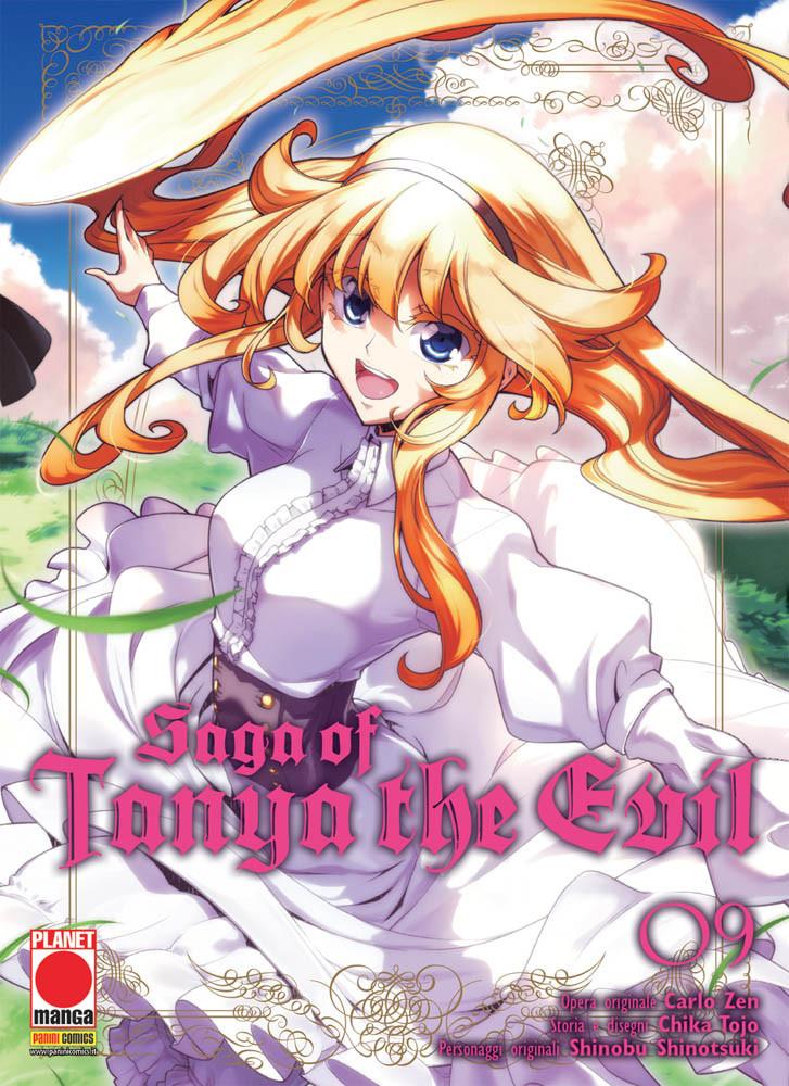 SAGA OF TANYA THE EVIL N.   9