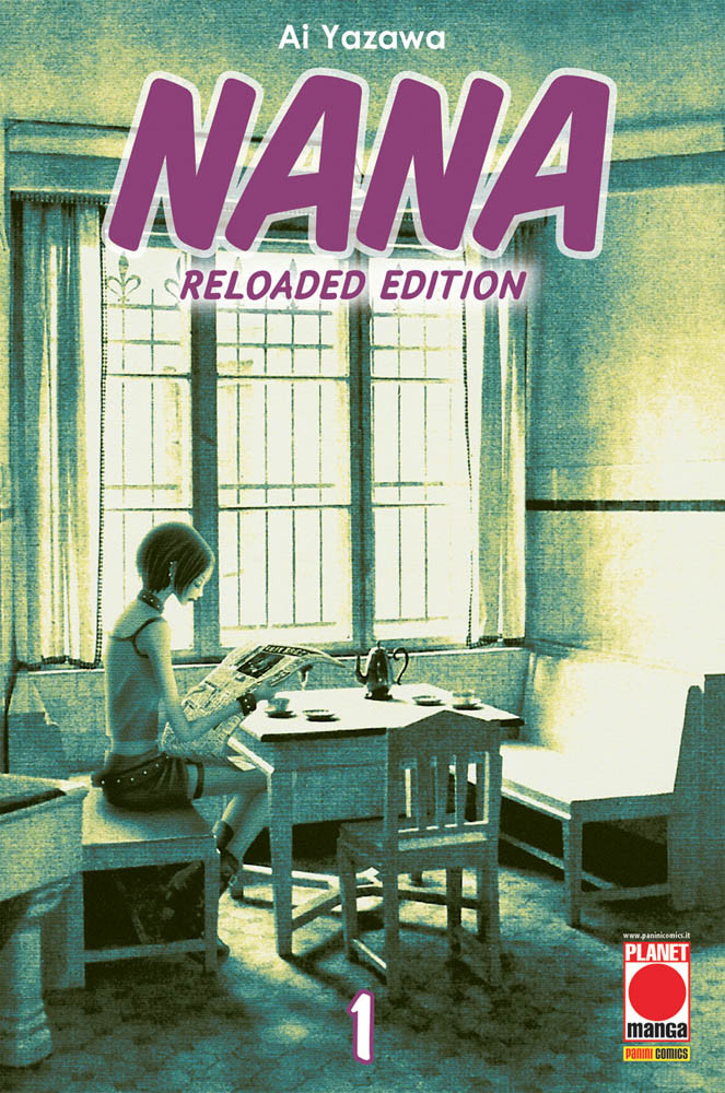 NANA - RELOADED EDITION N.   1