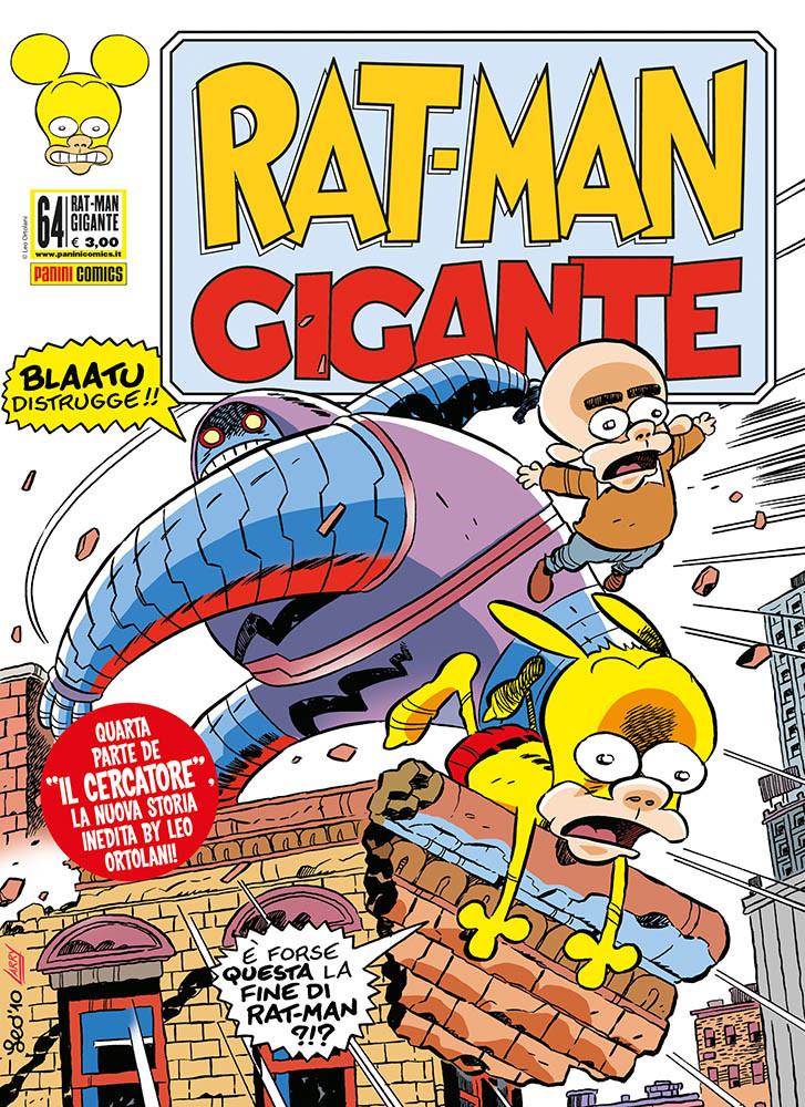 RAT-MAN  GIGANTE N.  64
