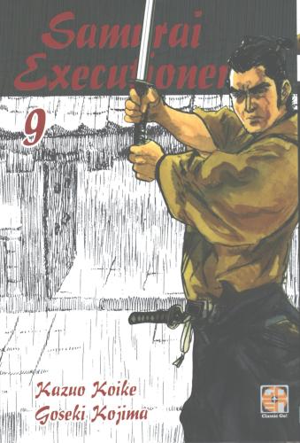 SAMURAI EXECUTIONER N.   9