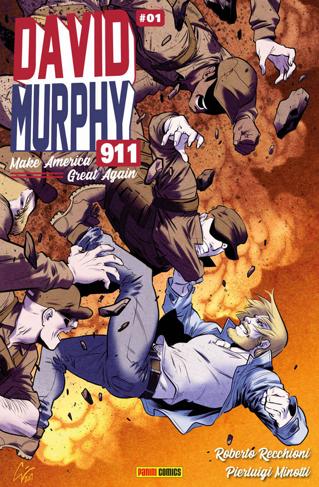 DAVID MURPHY 911 - SEASON TWO N.   1 (B)