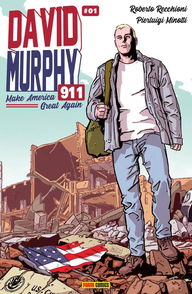 DAVID MURPHY 911 - SEASON TWO N.   1 (A)