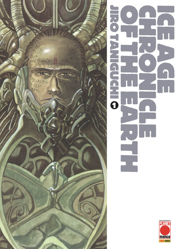 ICE AGE CHRONICLE OF THE EARTH N.   1
